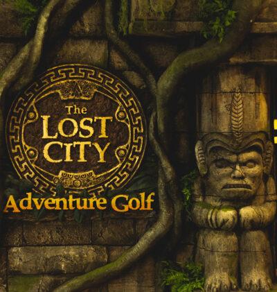 Lost City Adventure Golf Hull Explorer Content 1